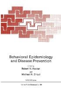 Behavioral Epidemiology and Disease Prevention