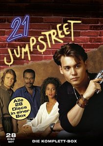 21 Jump Street Komplettbox