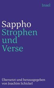 Strophen und Verse