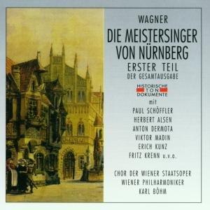Die Meistersänger Von Nürnberg 1