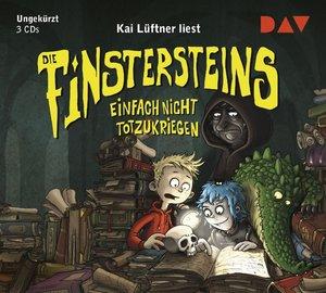Die Finstersteins - Teil 02: Einfach nicht totzukriegen