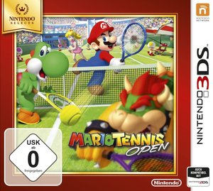 Mario Tennis Open (Nintendo Selects)