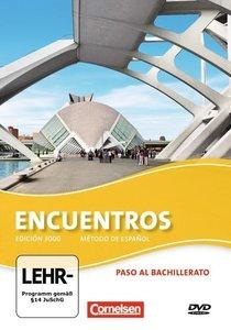 Encuentros Edición 3000 Paso al bachillerato DVD