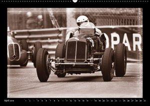 Grand Prix historique de Monaco (Wandkalender 2016 DIN A2 quer)