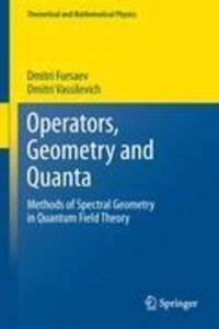 Operators, Geometry and Quanta