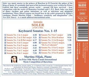 Klaviersonaten 1-15