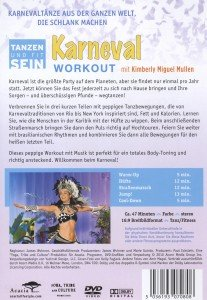 Karneval Tanz Workout