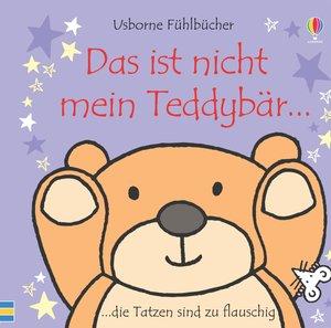 Das ist nicht mein Teddybär...
