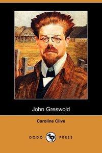 JOHN GRESWOLD (DODO PRESS)
