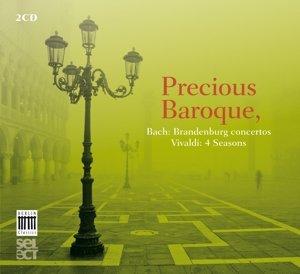 Precious Baroque-Bach & Vivaldi