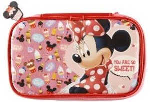 Tasche Disney Minnie Mouse Sweeties für Nintendo DS Lite i XL 3D