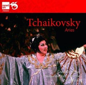 Tchaikovsky: Arias