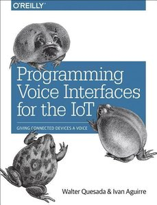 Programming Voice Interfaces for the IoT