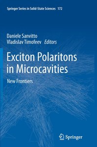 Exciton Polaritons in Microcavities