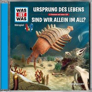 WAS IST WAS Hörspiel-CD: Ursprung des Lebens/ Sind wir allein im
