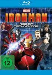 Iron Man - Rise of Technovore