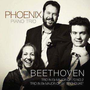Piano Trios in Eb maj op.70 2 & Bb maj op.97