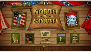 North & South: The Game