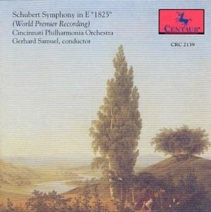Symphonie In E 1825