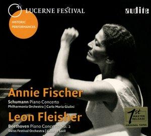 Lucerne Festival,Vol.8-Fischer/Fleisher