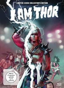 I am Thor-Limited 3 Disc Collector's Edition