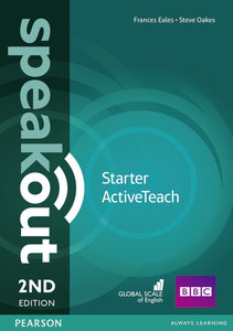 Speakout Starter 2nd Edition Active Teach. CD-ROM