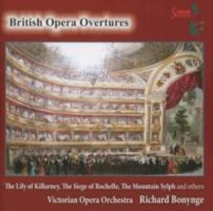 British Opera Ouvertures