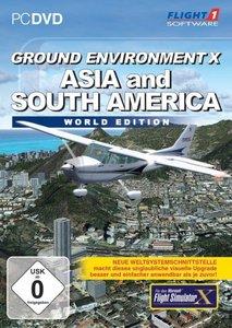 AddOn FSX Flight Simulator X Ground EnvironmentX5