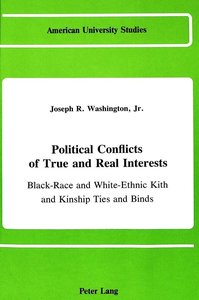 Political Conflicts of True and Real Interests