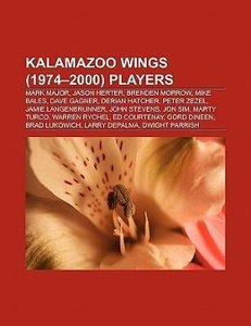 Kalamazoo Wings (1974-2000) players