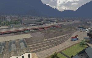 AddOn Railworks 4 Drei Länder Eck Route