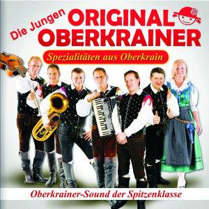 Jungen Original Oberkrainer, D: SPEZIALITÄTEN AUS OBERKRAIN