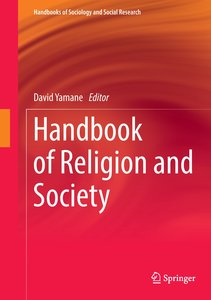 Handbook of Religion and Society