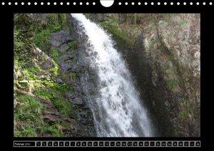 Wildes Wasser (Wandkalender 2016 DIN A4 quer)