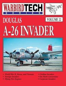 Douglas A-26 Invader- Warbirdtech Vol. 22