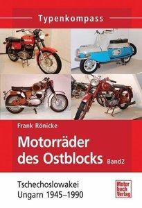 Motorräder des Ostblocks