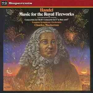 Feuerwerksmusik/Concertos in F&D/Concerto in F