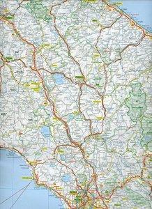 KuF Italien 1 : 800 000. Straßenkarte