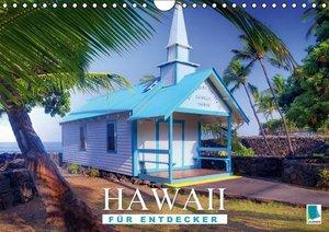CALVENDO: Hawaii für Entdecker (Wandkalender 2015 DIN A4 que