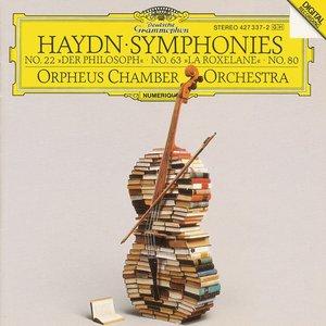 Sinfonien 22,63 & 80
