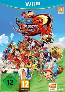 One Piece - Unlimited World Red