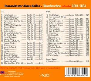 Welttanztag 2016-Chartbreaker 2001-2004 Reloaded