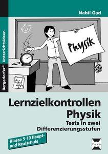 Lernzielkontrollen Physik