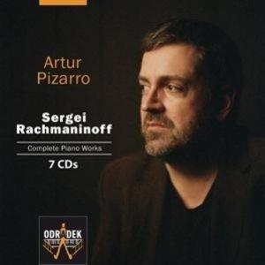 Komplette Werke Für Solo Klavier
