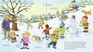 Frühling, Sommer, Herbst und Winter - Mein großes Jahreszeiten-S