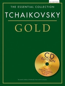 The Essential Collection Tschaikowsky Gold Piano Book