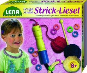 Lena 42370 - Strick-Liesel aus Holz