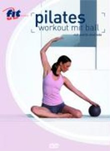 Pilates Workout mit Ball