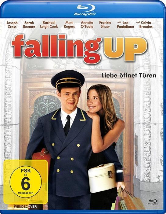 FALLING UP-Liebe öffnet Türen-Blu-ray Disc - zum Schließen ins Bild klicken