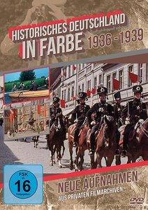 Historisches Deutschland in Farbe 1936-1939